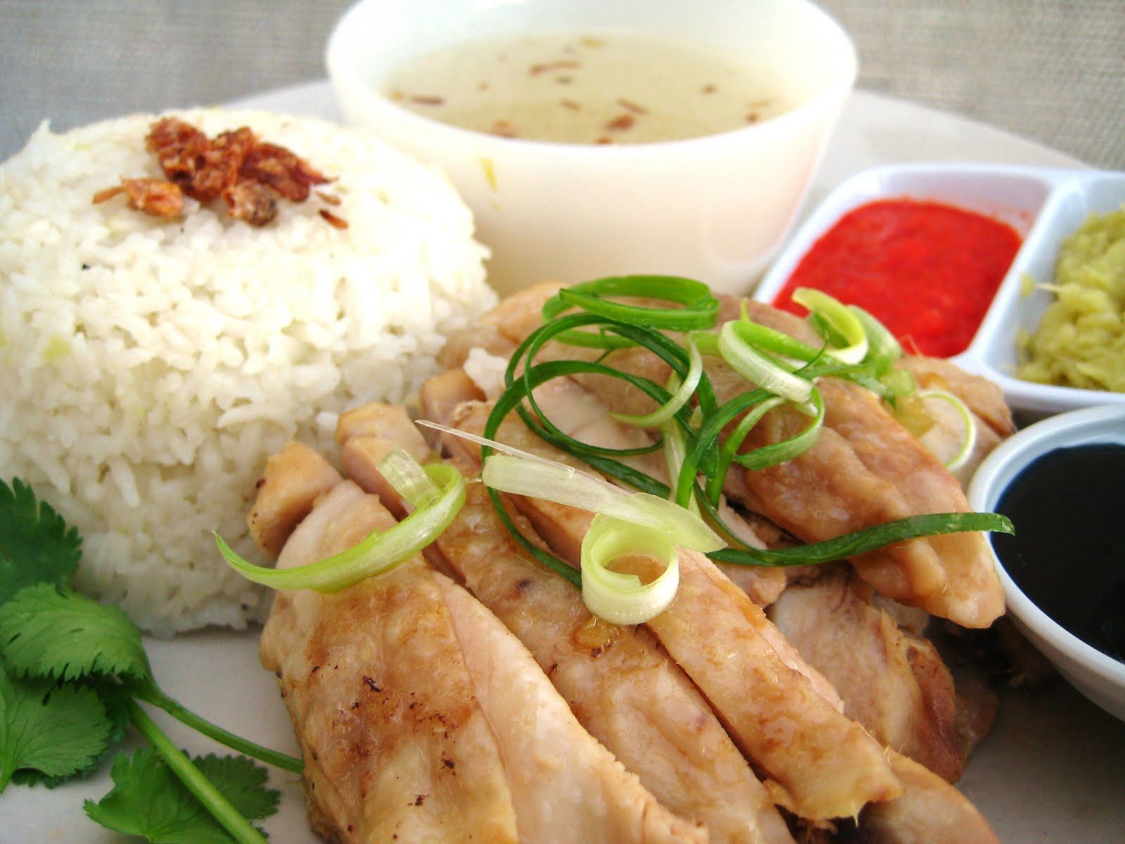 Monopolising the chicken rice market