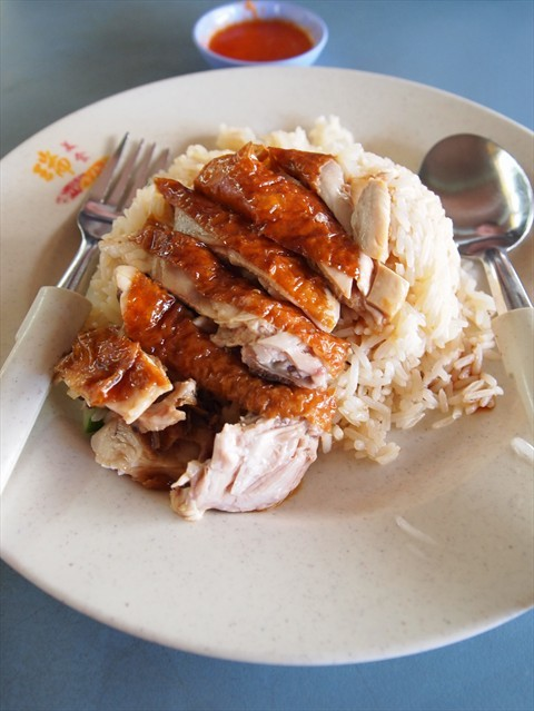 Swee Bee Chicken Rice 瑞美海南雞飯