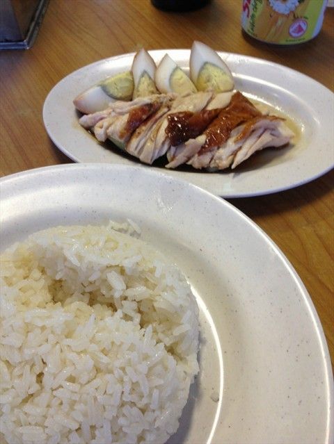 Ren Ren Chicken Rice 人人鸡饭美食