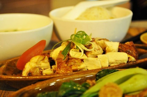 Loy Kee Best Chicken Rice 黎记