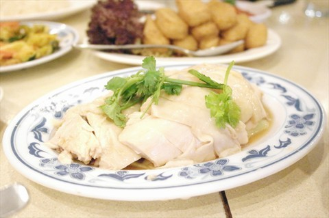 Pow Sing Chicken Rice