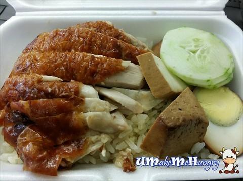 Sedap Corner Chicken Rice
