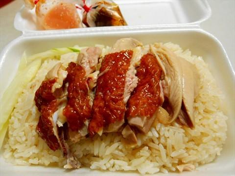 Sedap Corner Nasi Ayam Hainan