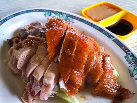 Good Year Local Hainanese Chicken Rice Ball