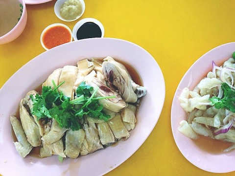 Tian Shui Ji Fan 天水雞飯