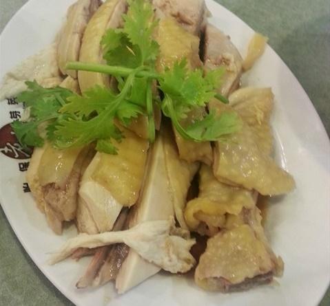 Ipoh Lou Yau Bean Sprouts Chicken  怡保老友芽菜鷄