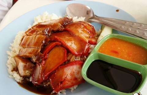 Hong Huat Chicken Rice – PG 416 Coffee House