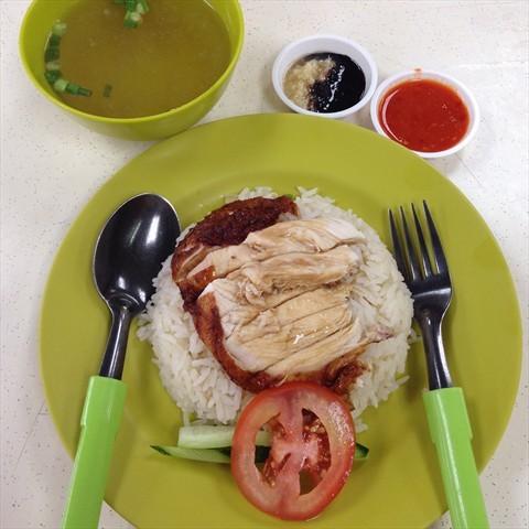 Ming Ji Chicken Rice  明記雞飯